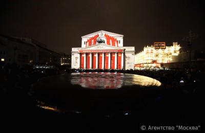 """Международный фестиваль """"Круг света"""", проходящий ежегодно в Москве, получил признание книги Рекордов Гиннеса"""
