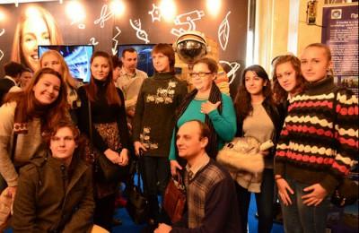 Студенты колледжа «Царицыно» посетили фестиваль «Nauka 0+»