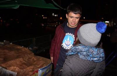 В Москве благодаря постоянным рейдам активистов «Безопасной столицы» снижается количество правонарушений