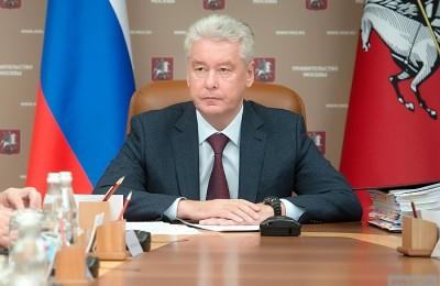 Мэр Москвы Сергей Собянин: В 2016 году город будет также стремительно развиваться