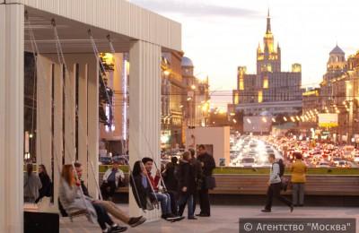Около 95% «Активных граждан» положительно оценили результат реконструкции Триумфальной площади