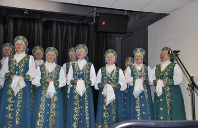 Территориальная клубная система «Орехово» провела чествование участников старшего поколения