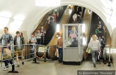 Пропускную способность в столичном метро увеличат благодаря новому графику работы эскалаторов