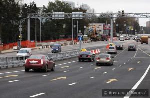 На юге столицы до конца года могут запустить движение по развязке МКАД с Каширским шоссе