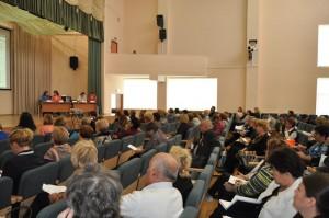 Перспективы работы в области дополнительного образования в Южном округе обсудили на совещании заместители директоров школ