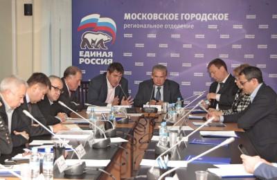 В поддержку инициатив единороссов «Мой любимый парк» и «Сердце Москвы» высказались более 170 тысяч горожан