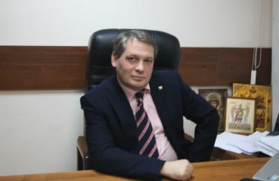 Руководитель аппарата Совета депутатов муниципального округа Орехово-Борисово Северное Михаил Гребенчиков