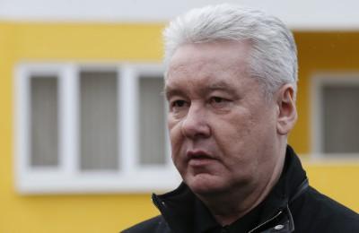Собянин: В 2016 году планируется привести в порядок 25 райотделов полиции