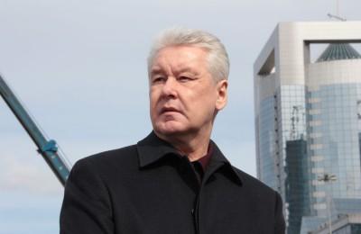 Мэр Москвы Сергей Собянин: Новая развязка призвана улучшить транспортную ситуацию в шести районах города