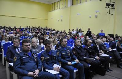 Префект ЮАО Алексей Челышев рассказал жителям о развитии улично-дорожной сети в округе