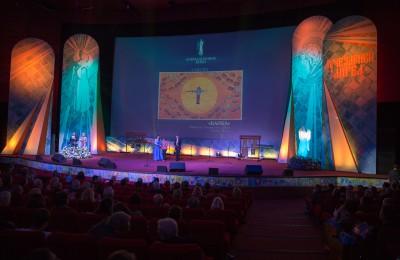 Крупнейший благотворительный кинофорум «Лучезарный ангел» проходит в Москве