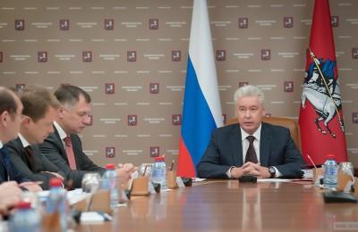 Мэр Москвы Сергей Собянин: За последние 5 лет в городе было высажено более 1 миллиона деревьев и кустарников