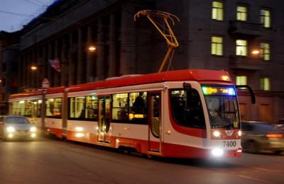 Ночной маршрут трамвая №3 отменят на несколько дней в связи с проведением ремонтных работ