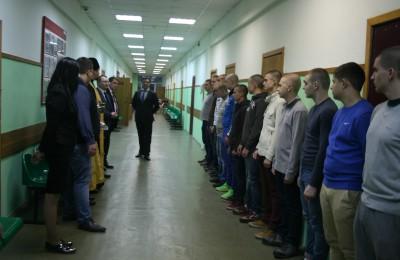 24 апреля в районе Орехово-Борисово Северное состоится День призывника