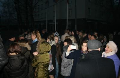 Призывники из Южного округа Москвы отправились на службу в армию