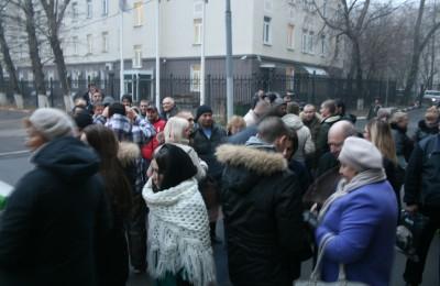 Призывники из района Орехово-Борисово Северное отправились на службу в вооруженные силы