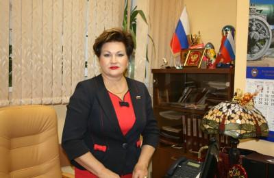 Депутат Галина Долгашова: Мы стараемся поддерживать одаренных детей