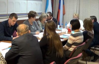 15 декабря в муниципальном округе Орехово-Борисово Северное состоится заседание Совета депутатов