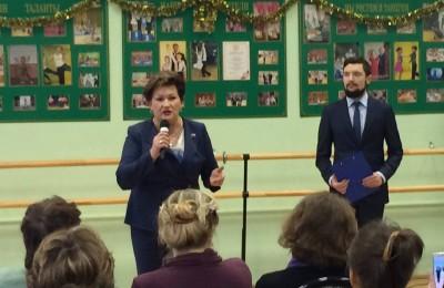 В районе Орехово-Борисово Северное прошел концерт ко Дню инвалидов