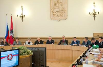 Власти Москвы отклонили проект строительства на Рублево-Успенском шоссе