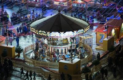 В новогодние праздники жители Южного округа смогут посетить фестиваль «Путешествие в Рождество. Острова мечты»