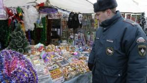 Рейды по выявлению незаконной продажи пиротехники пройдут в Москве