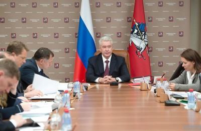 Мэр Москвы Сергей Собянин: Столичные власти будут активно сносить самострой