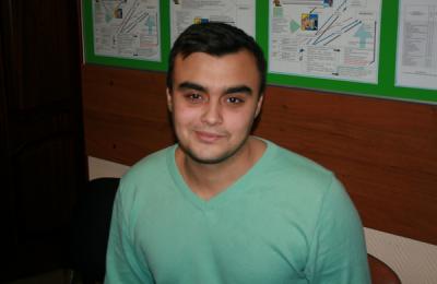 Главная наша цель – объединить молодежь в нашем районе - Рекик