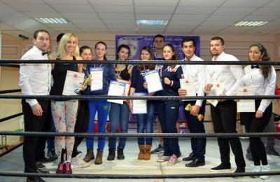 Молодежная палата района Орехово-Борисово Северное приняла участие в организации соревнований по боксу