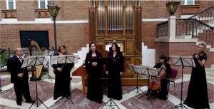 """Концерт органной музыки в музее-заповеднике """"Царицыно"""""""