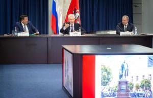 Мэр Москвы Сергей Собянин сообщил о том, что на базе ПМГМУ им. И.Сеченова создадут индустриальный парк биомедицины