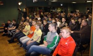 Концерт  для подростков из специального интерната закрытого типа Кировской области