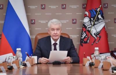 Мэр Москвы Сергей Собянин поддержал предложение Владимира Путина о соблюдении гражданских прав