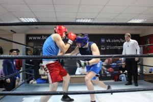 Боксерский клуб «Шторм» в районе