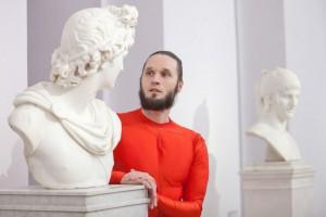 Спектакль «Медея» в музее-заповеднике «Царицыно»