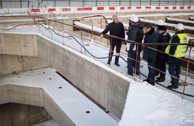 Мэр Москвы Сергей Собянин осмотрел ход работ на промышленной зоне «ЗИЛа»