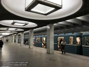 """Станция метро """"Орехово"""""""