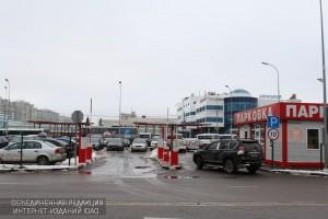 Платная парковка в районе Орехово-Борисово Северное