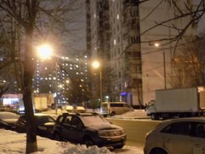 Восстановленное освещение по адресу: улица Маршала Захарова, дом 14, корпус 1