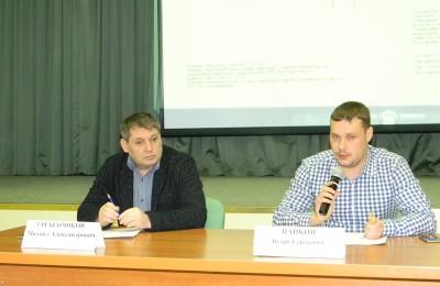 Публичные слушания в районе Орехово-Борисово Северное