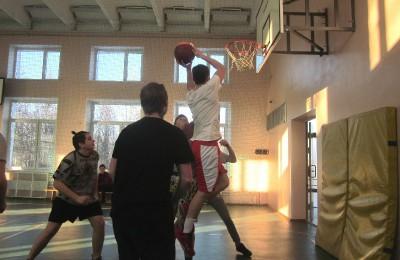 """Турнир по баскетболу в колледже """"Царицыно"""""""