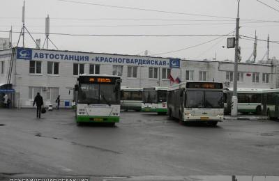 Автобусы ЮАО