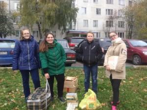 180 килограммов макулатуры собрала ученица школы №426