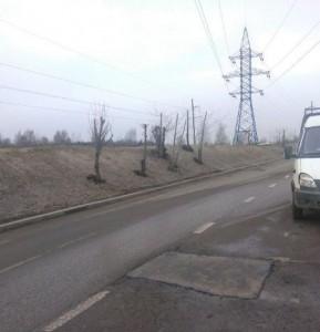 Дорога после ремонта