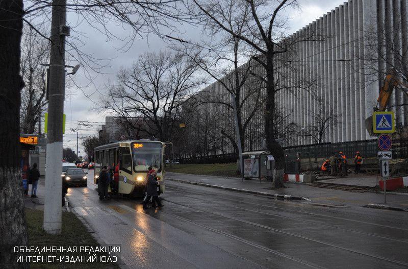 В столицеРФ 15апреля состоится парад трамваев