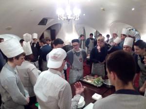 В кулинарной битве сразились студенты колледжа «Царицыно»