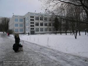 Школа в районе Орехово-Борисово Северное
