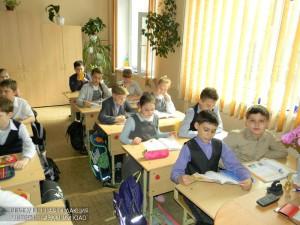 Школьники района Орехово-Борисово Южное