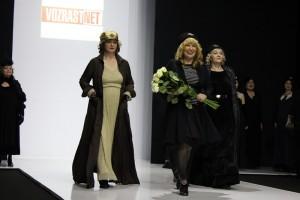 Участницы Недели моды из района Орехово-Борисово Северное
