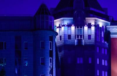 Москва в пятый раз примет участие в международной акции «Зажги синим»